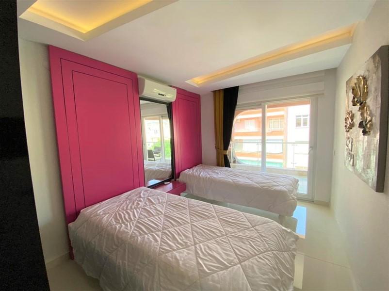Трёхкомнатная квартира с мебелью в 250 метрах от пляжа Клеопатры - Фото 14