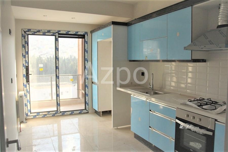 Новая трёхкомнатная квартира в Измире - Фото 5
