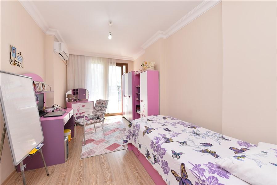 Просторная квартира 3+1 с мебелью в Аланье - Фото 15