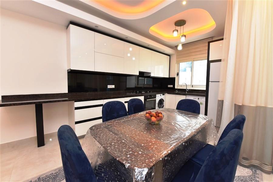 Меблированная квартира 2+1 в центре Махмутлара - Фото 13