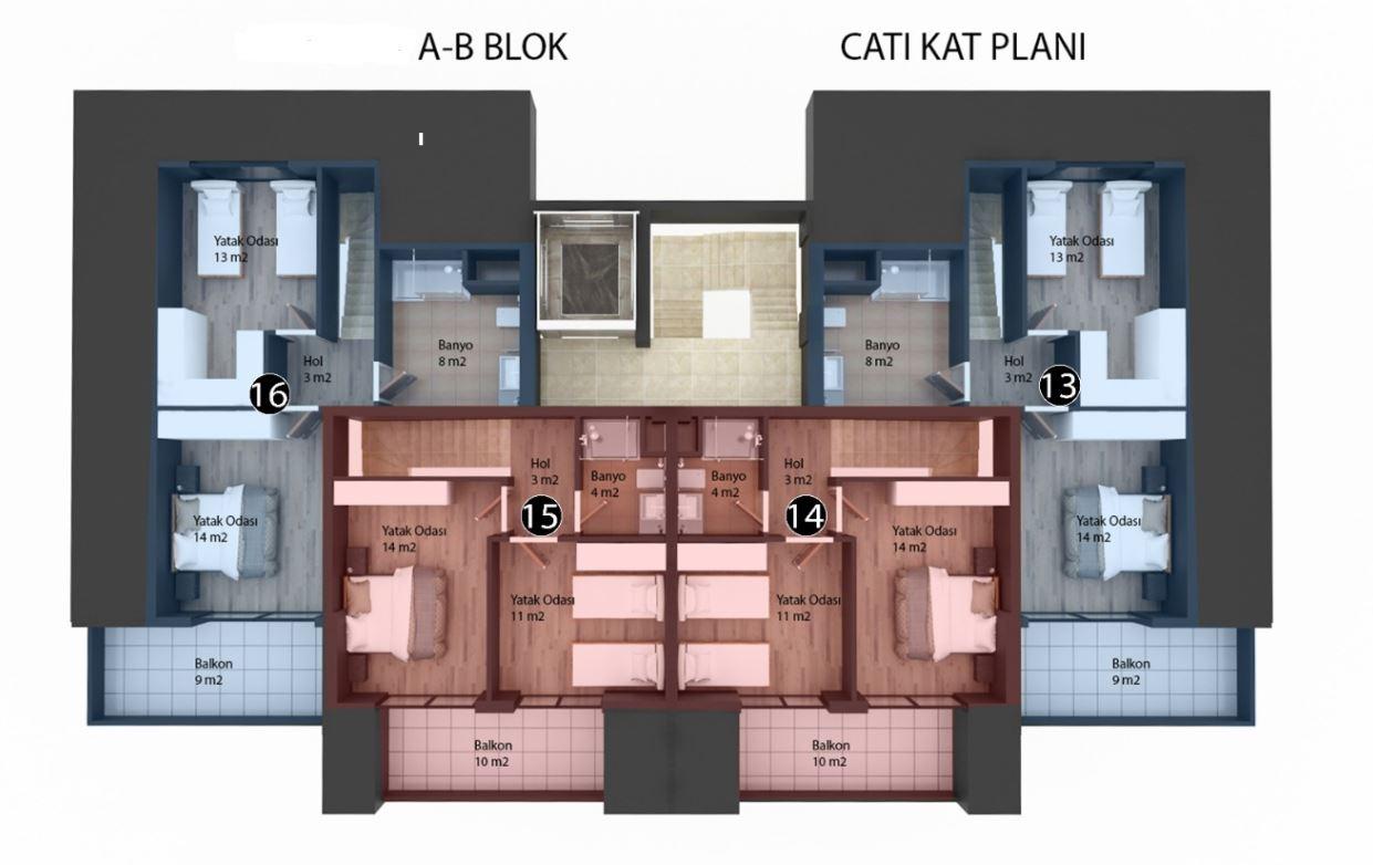 Новые квартиры в районе Кестель - Фото 25