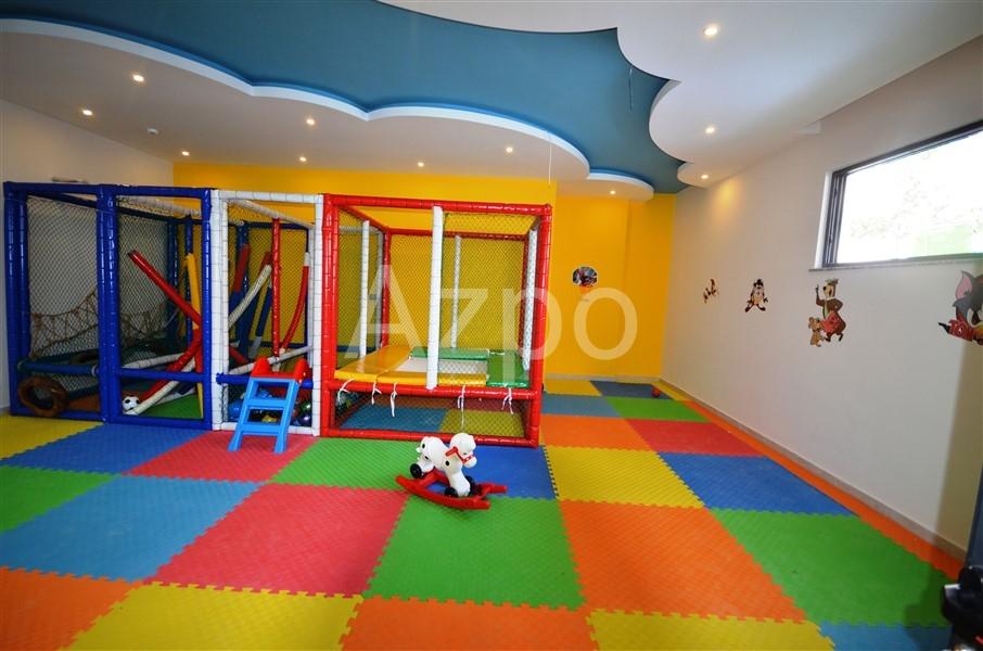 Меблированная квартира 1+1 в центре Алании - Фото 11