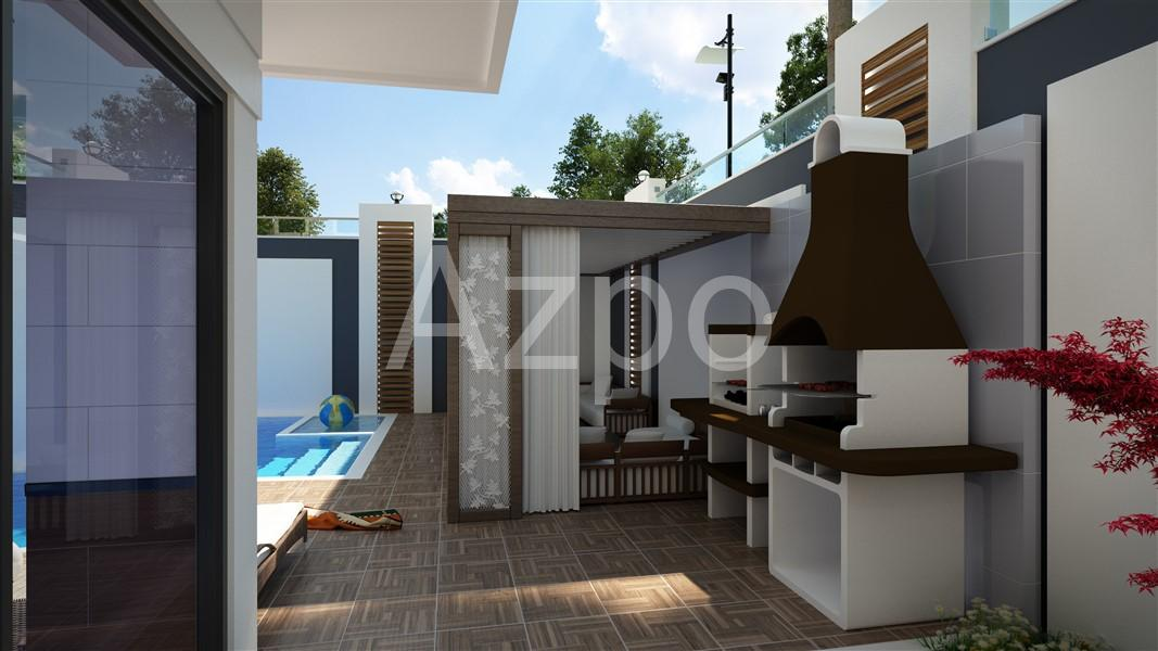 Новый жилой комплекс в районе Махмутлар - Фото 15