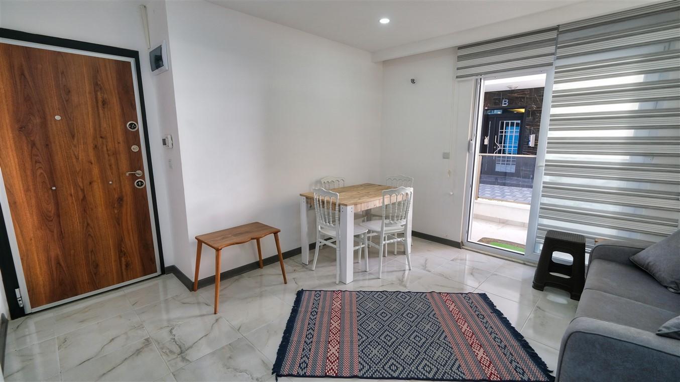 Двухкомнатная квартира с мебелью в центре Антальи - Фото 14