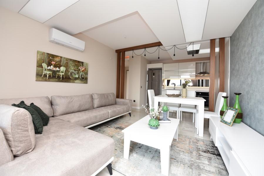 Двухкомнатная квартира с мебелью в районе Каргыджак - Фото 18