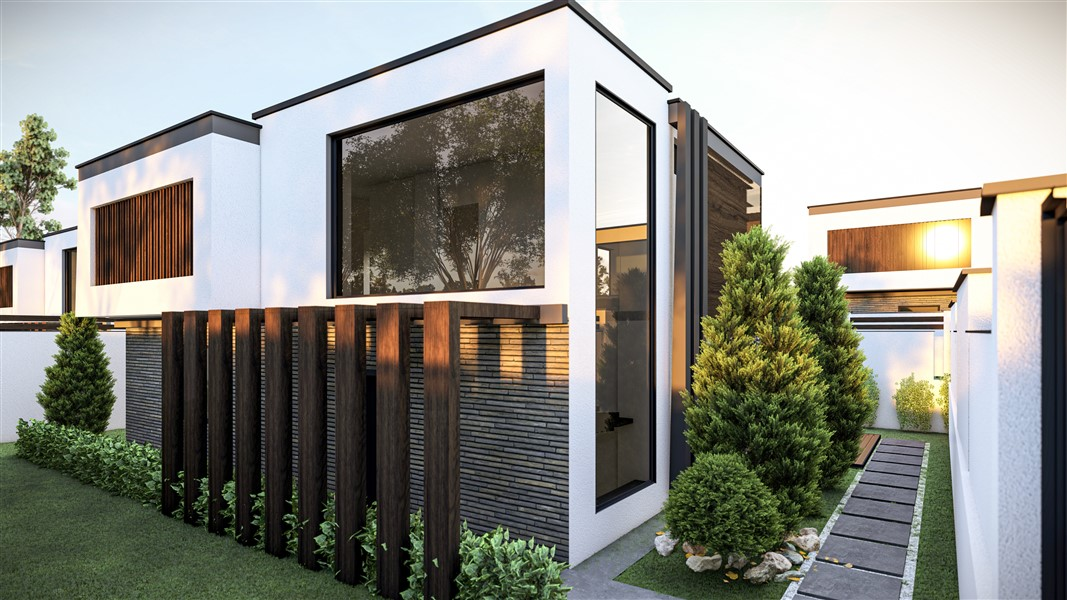 Инвестиционный проект жилого комплекса частных вилл в посёлке Авсаллар - Фото 11