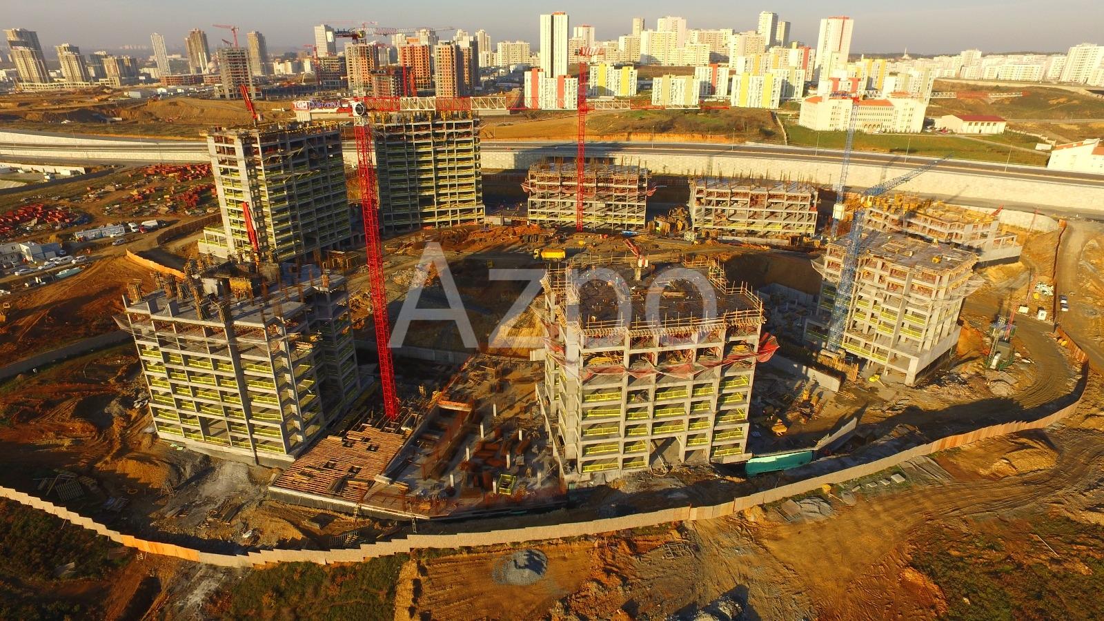 Трёхкомнатные квартиры в районе Башакшехир - Фото 8