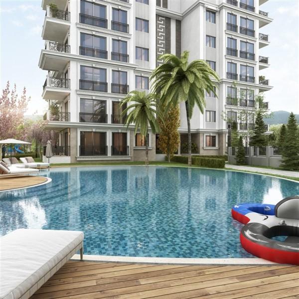 Новые квартиры в центре Аланьи по ценам застройщика - Фото 8