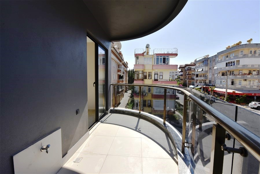 Двухкомнатная квартира в центре Аланьи - Фото 18