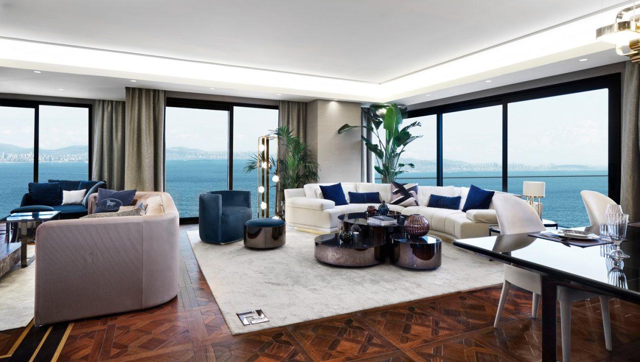 Современные квартиры на берегу Мраморного моря - Фото 22