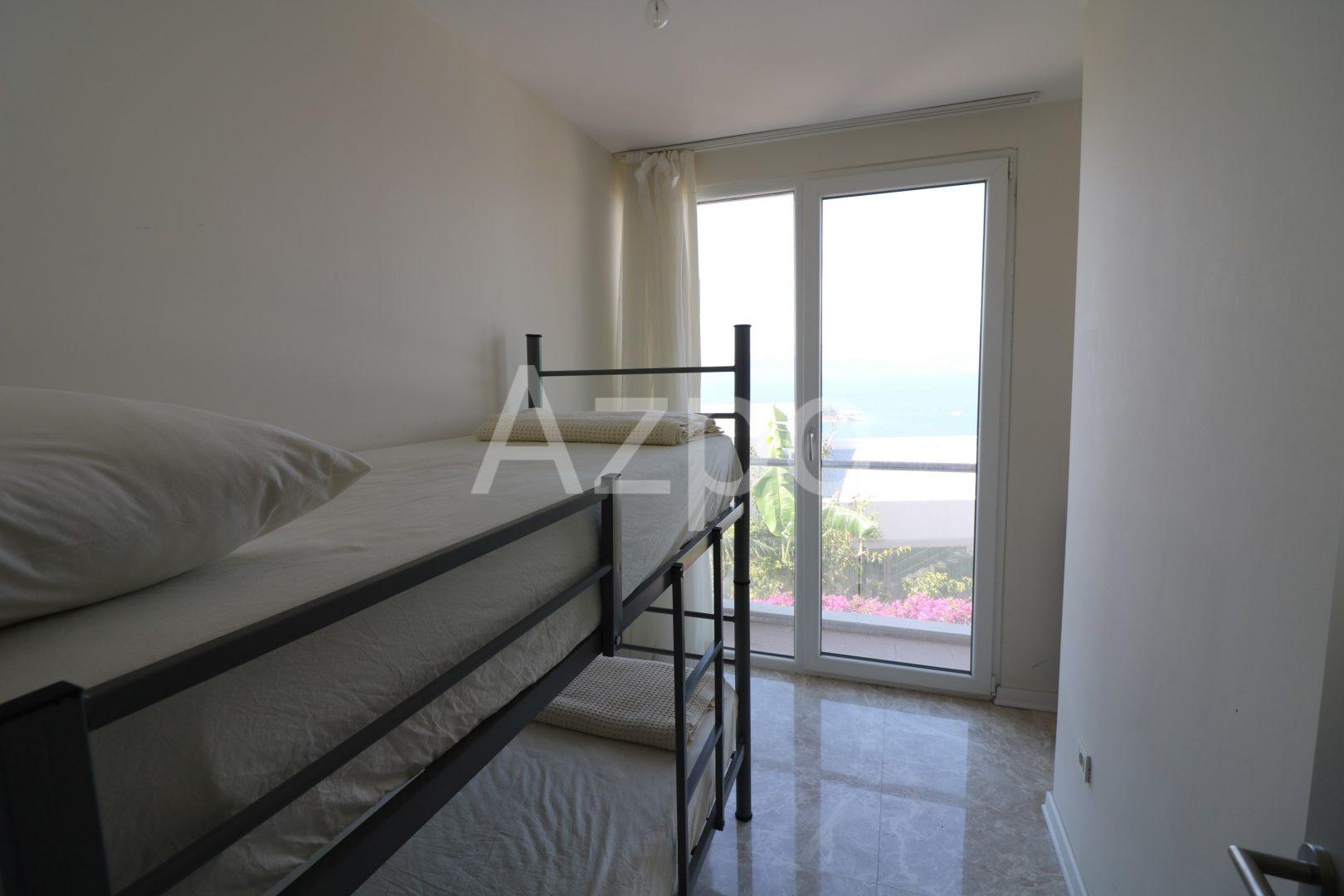 Квартира дуплекс в Бодруме с видом на море - Фото 2