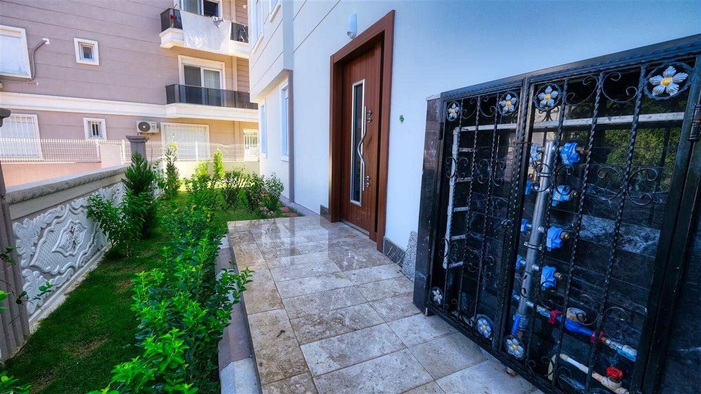 Новые квартиры в готовом жилом комплексе в центре Антальи - Фото 7