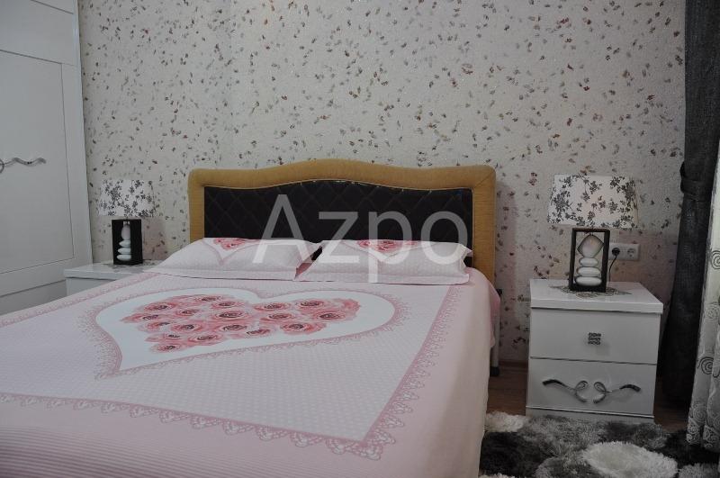 Трехкомнатная меблированная квартира в центре Аланьи - Фото 22