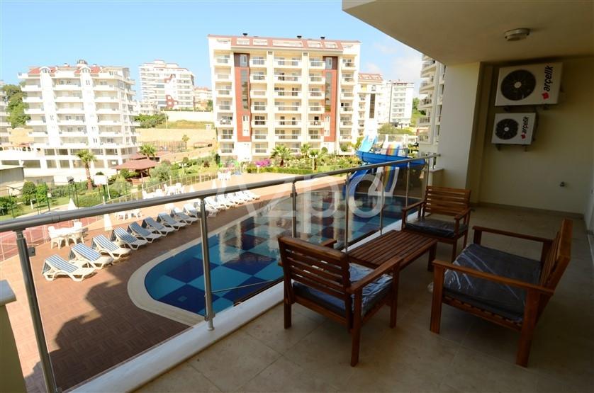 Меблированная квартира в элитном комплексе Авсаллара - Фото 19