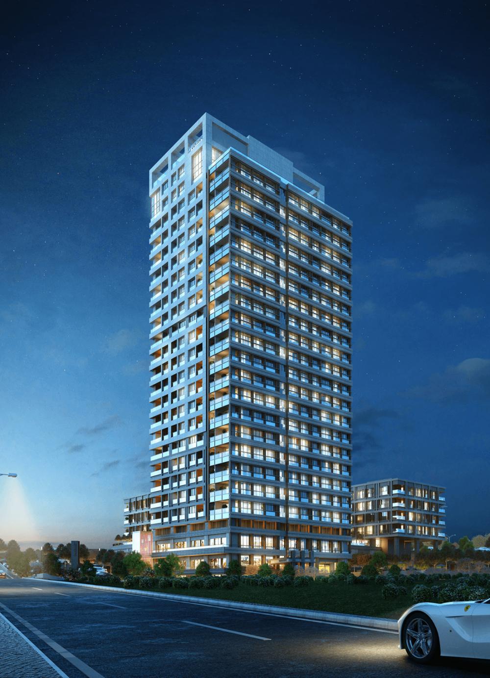 «Умные» квартиры в новом жилом комплексе Стамбула - Фото 20
