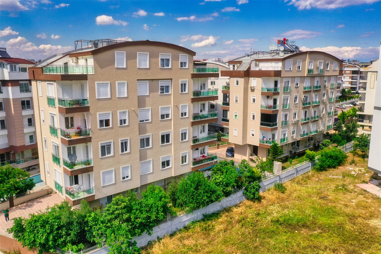Трёхкомнатная квартира в микрорайоне Хурма Анталья - Фото 2