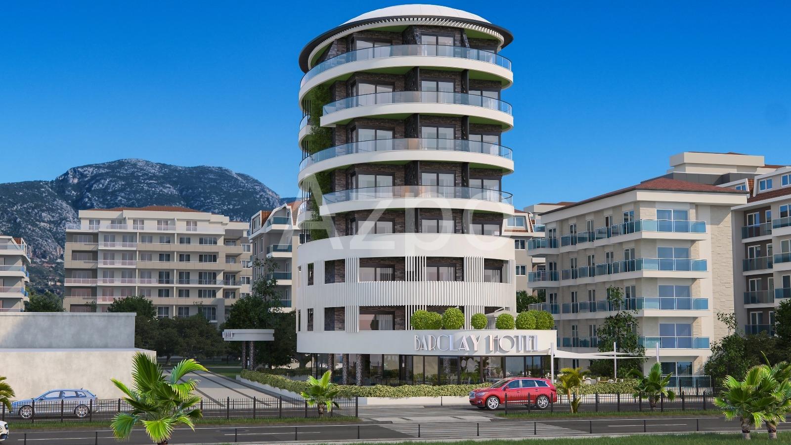 Инвестиционный проект отеля в районе Кестель - Фото 1
