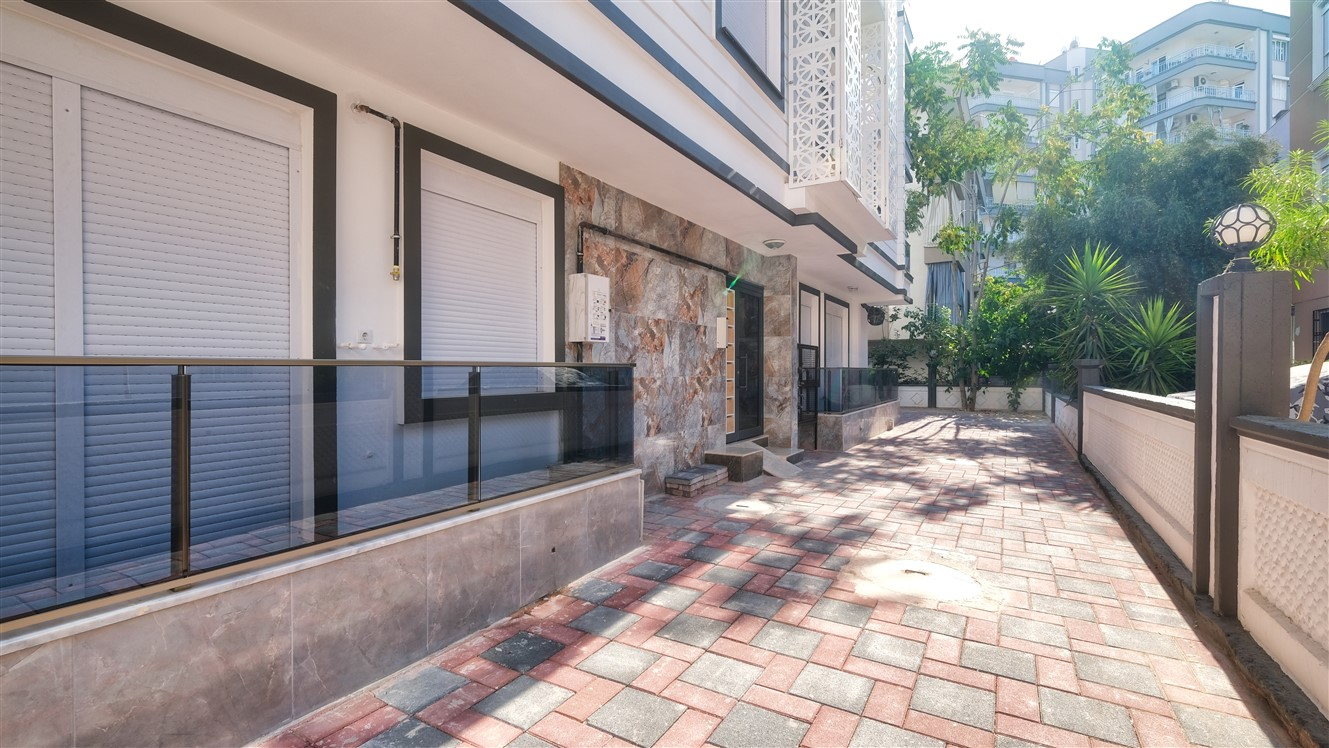 Трёхкомнатная квартира в центральном районе Антальи - Фото 4