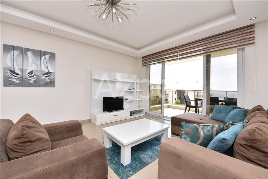 Квартира с мебелью по выгодной цене в Конаклы - Фото 13