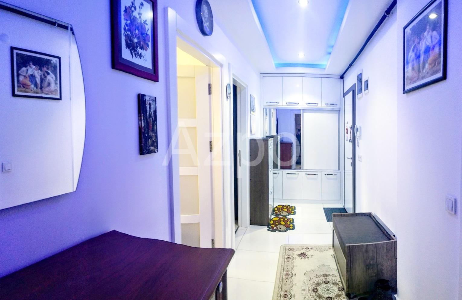 Привлекательная квартира 2+1 с мебелью Анталья - Фото 4