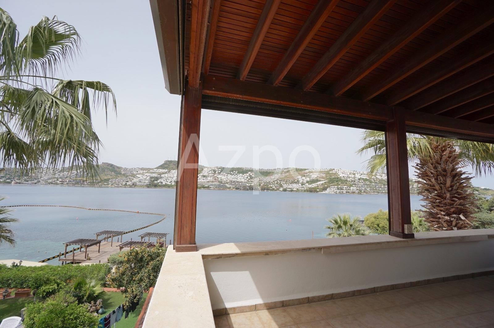 Меблированная вилла с видом на Эгейское море - Фото 16
