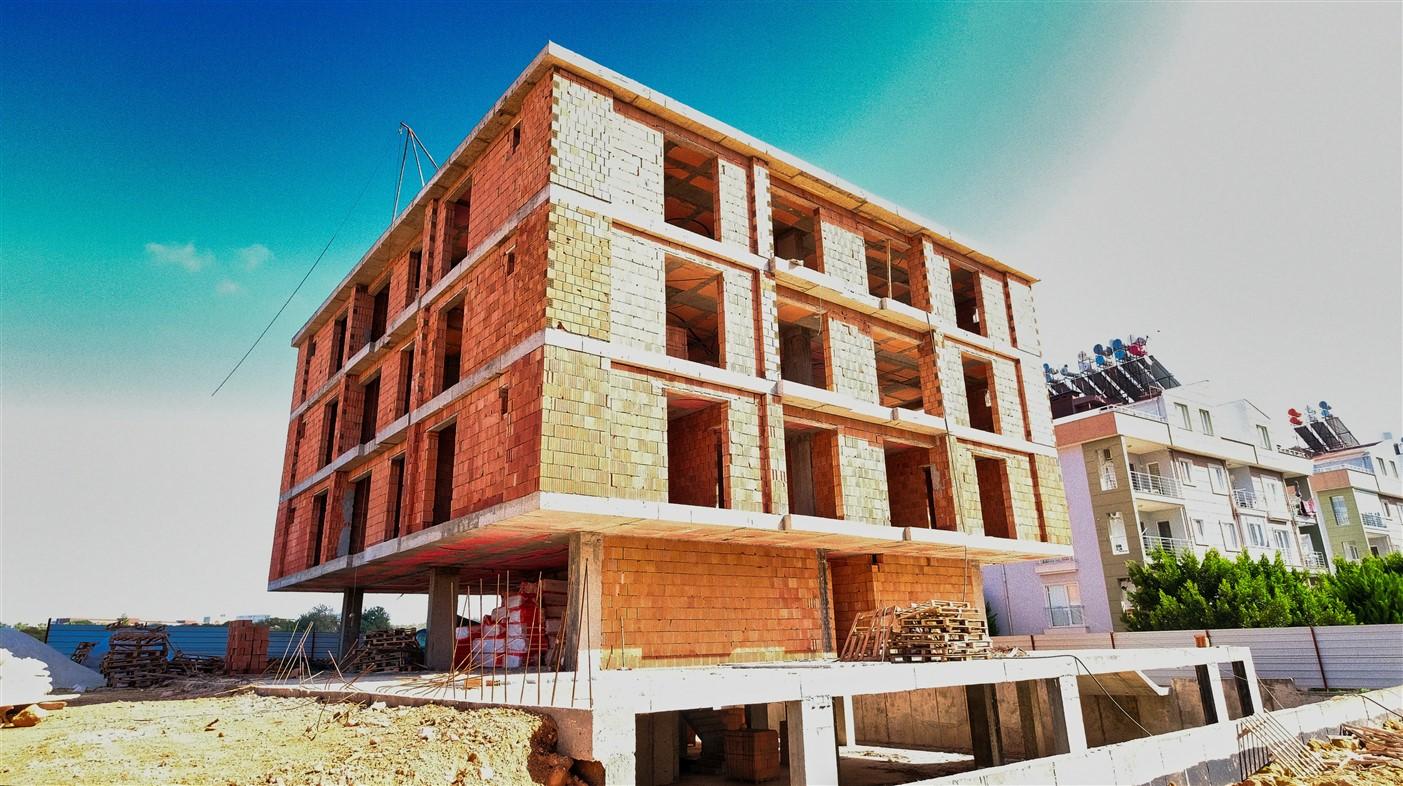 Отель на 40 комнат на продажу в районе Коньяалты Анталия - Фото 6