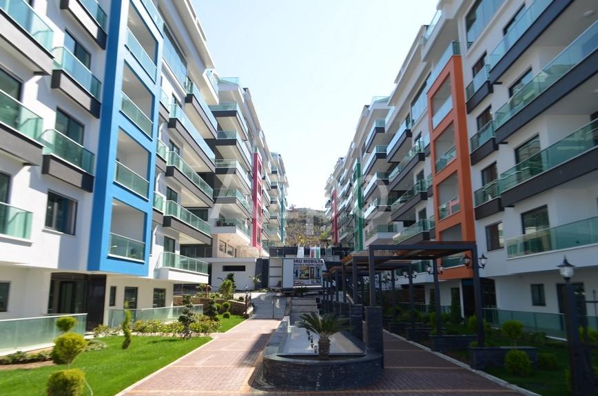 Апартаменты планировки 1+1 через дорогу от моря - Фото 1