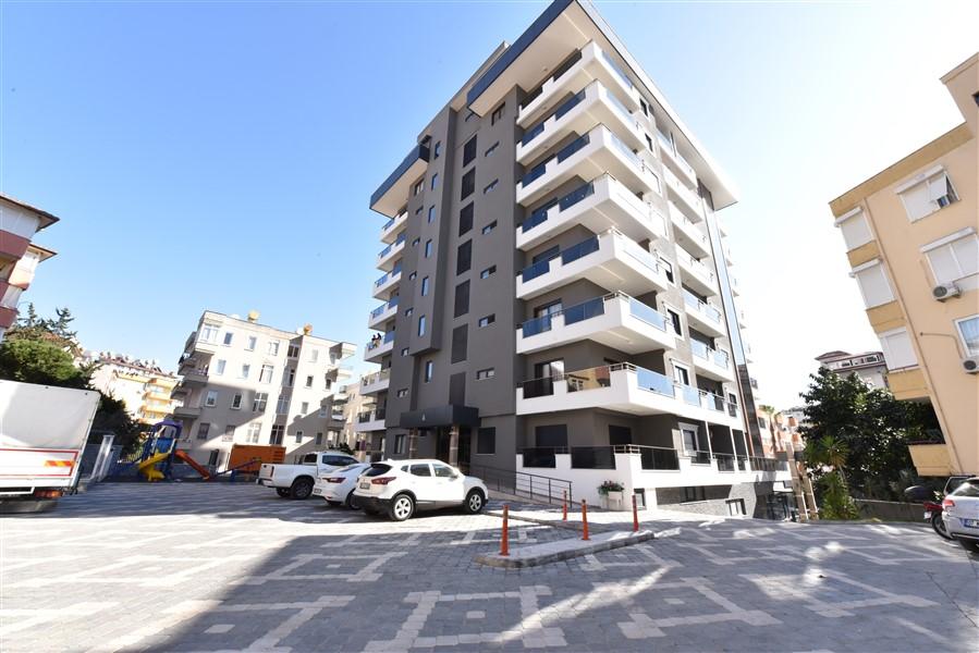 Роскошная меблированная квартира 3+1 в центральном районе Аланьи - Фото 1