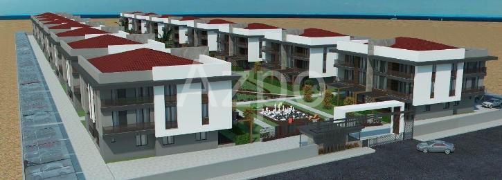 Квартиры в новом комплексе Дошемеальты - Фото 1