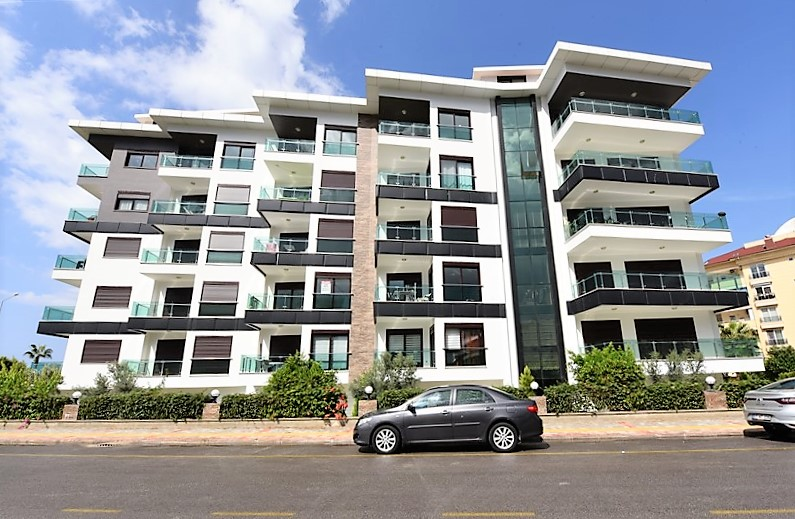 Меблированная квартира 2+1 на первой береговой линии - Фото 1