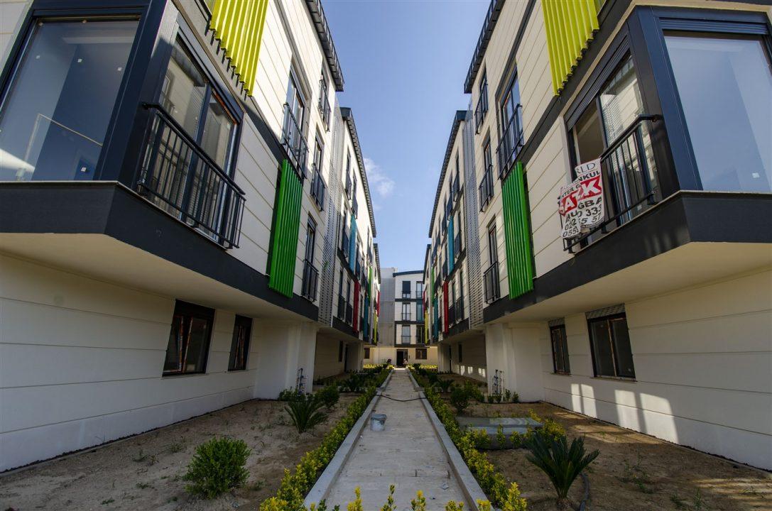 Квартиры 2+1 в районе Гюзельоба Лара Анталия - Фото 9