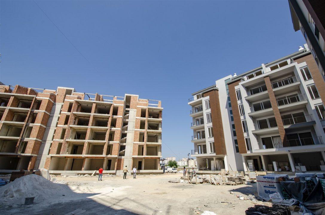 Проект на завершающей стадии строительства в Коньяалты - Фото 18