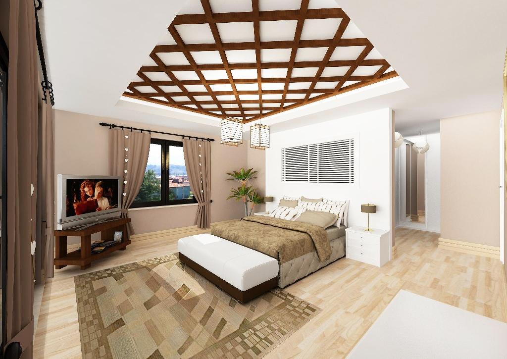 Просторная вилла с 4 спальнями в Узюмлю Фетхие - Фото 24