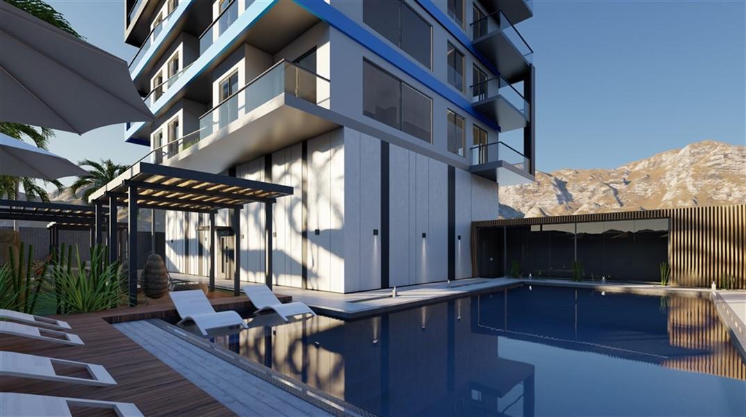 Новый строящийся жилой комплекс в Каргыджак - Фото 4