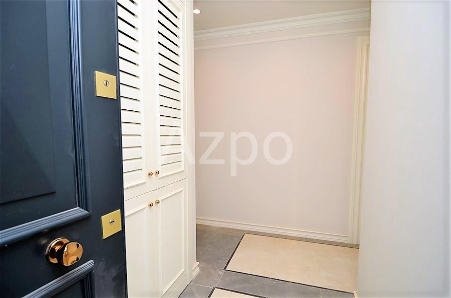 Трехкомнатная квартира класса Люкс в центре Алании - Фото 24