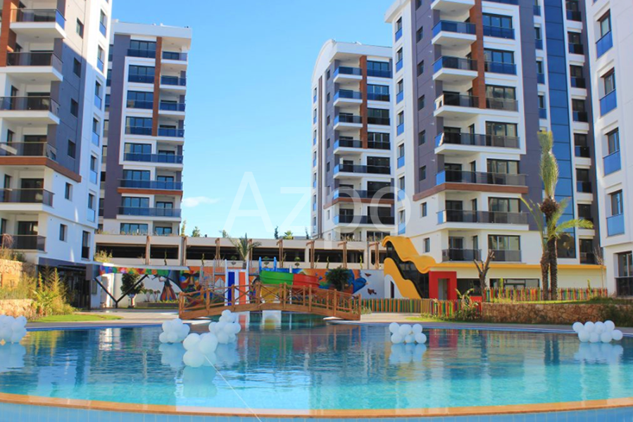 Квартиры в новом комплексе в районе Кепез - Фото 1