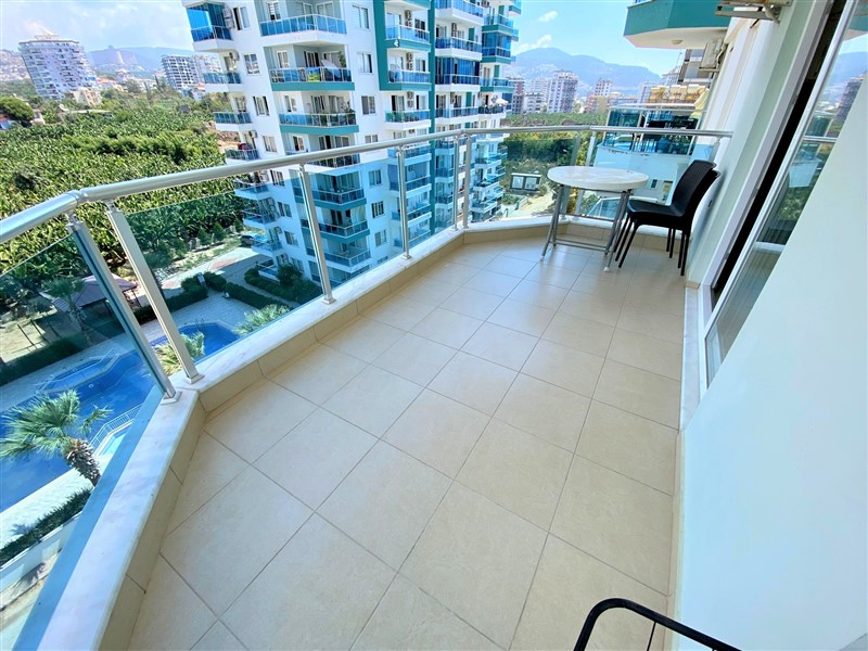 Меблированная квартира 1+1 в районе Махмутлар - Фото 26