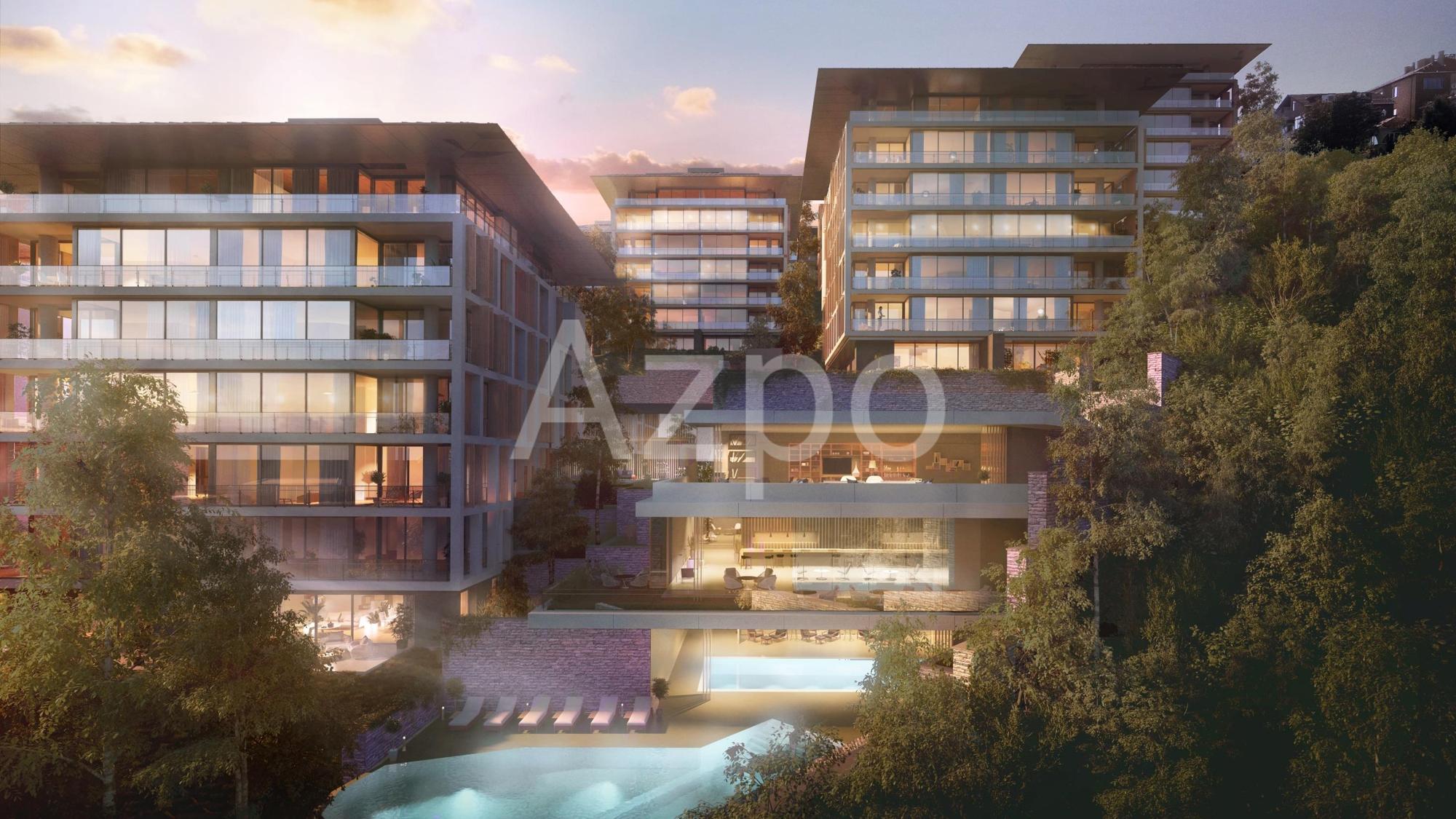 Проект с видом на Босфор в элитном районе Ускюдар - Фото 10