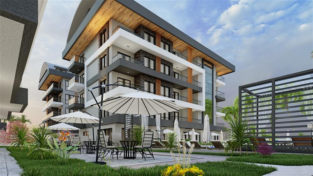 Новый проект жилого комплекса в районе Оба - Фото 10