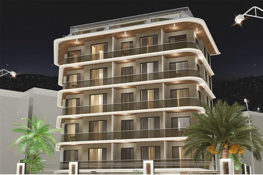 Проект жилого комплекса в центре Аланьи - Фото 10