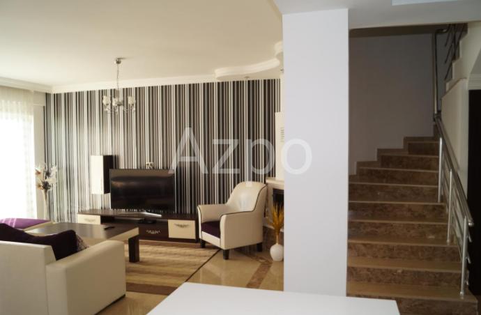 Вилла 4+1 с мебелью в Кадрие Белек - Фото 13