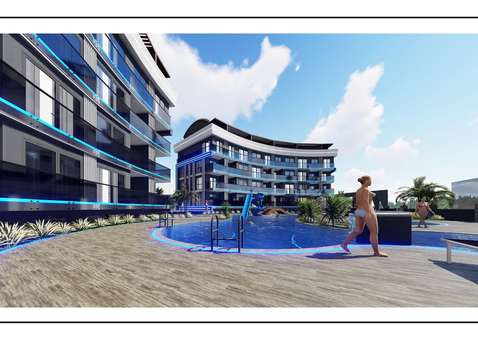 Квартиры в элитном комплексе район Оба (инвестиционный проект) - Фото 4