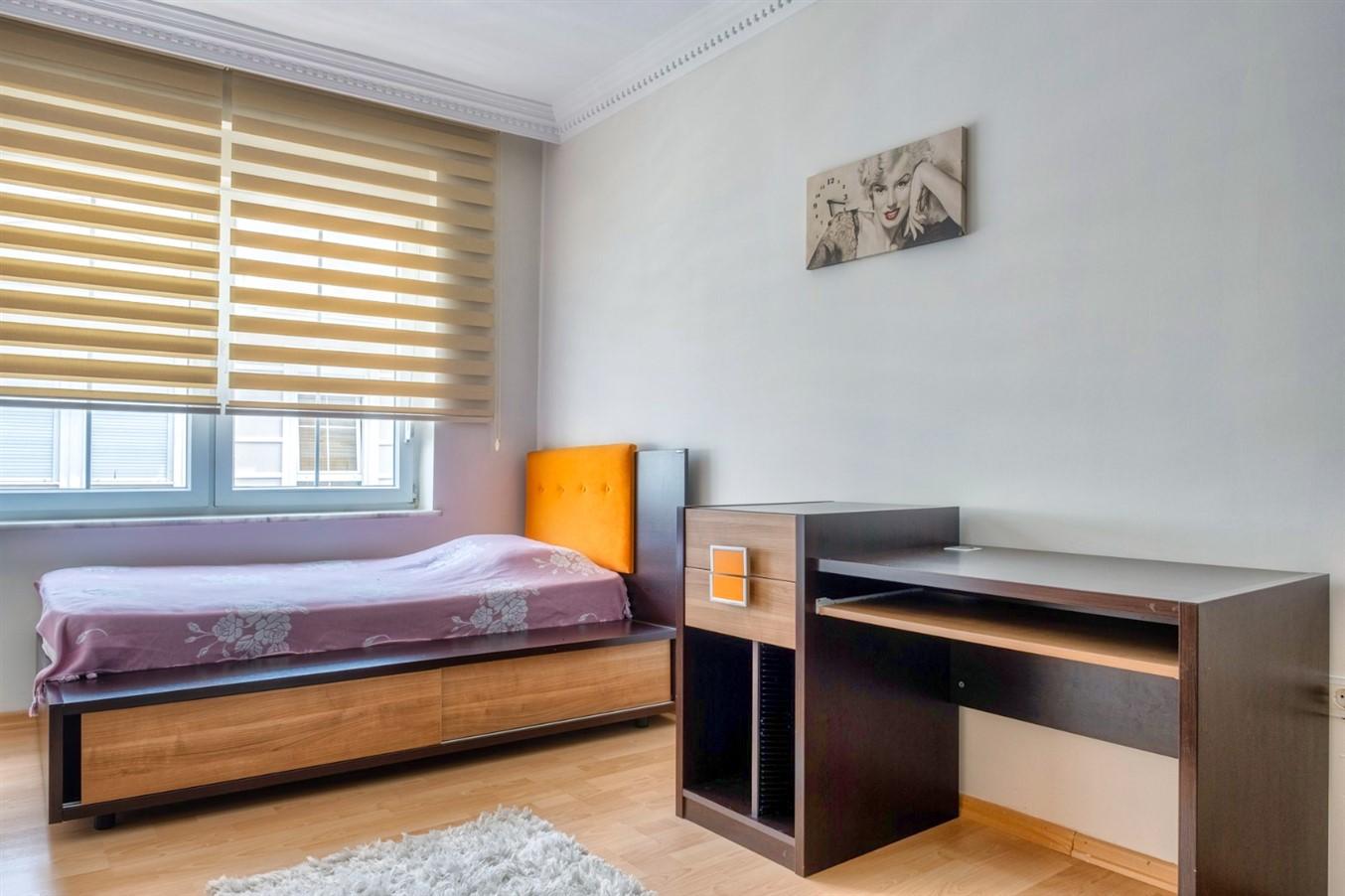 Двухуровневая квартира 5+1 в районе Коньяалты - Фото 21