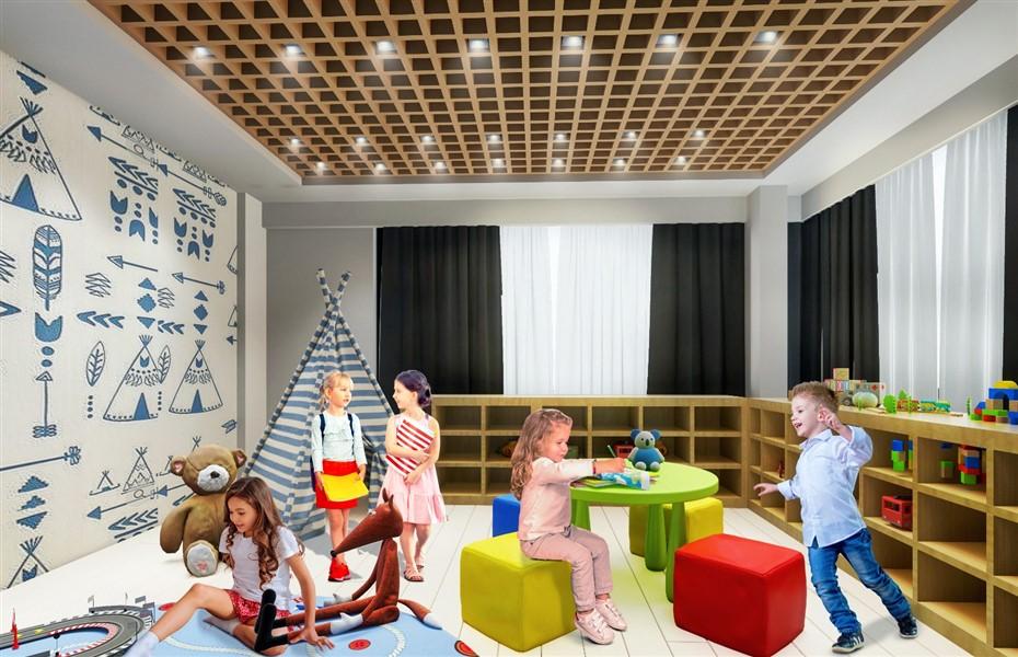 Новые квартиры в центре Аланьи - Фото 18