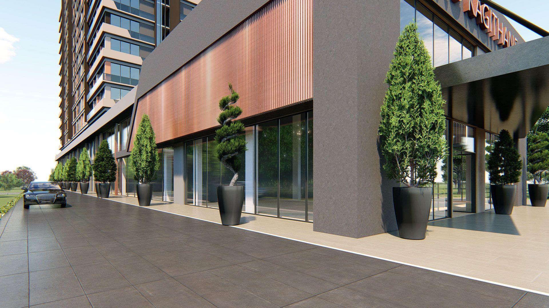 Квартиры для выгодных вложений Кагытхане - Фото 3
