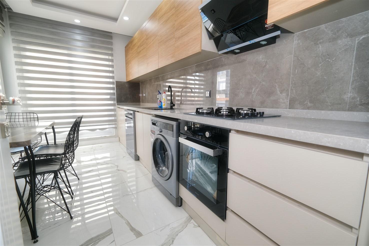Трёхкомнатная квартира в центре Антальи - Фото 28