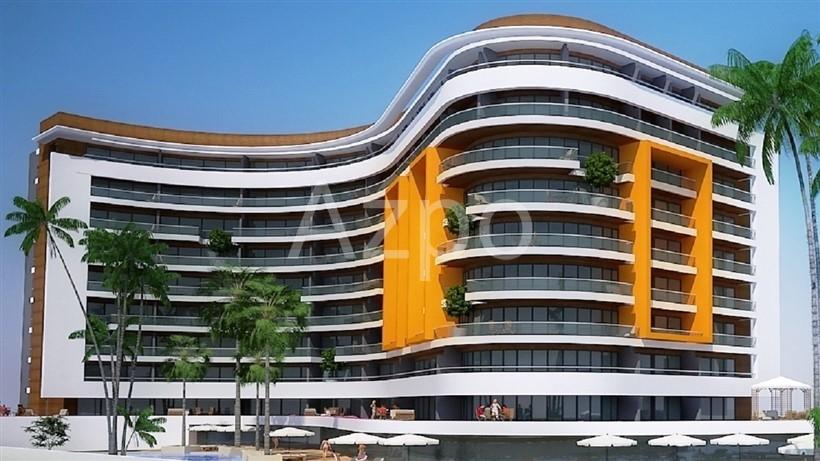 Квартиры с видом на море в элитном комплексе Антальи - Фото 1
