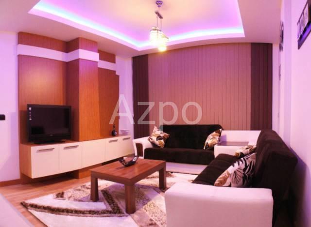 Меблированные квартиры 1+1 в районе Лара Анталья - Фото 1
