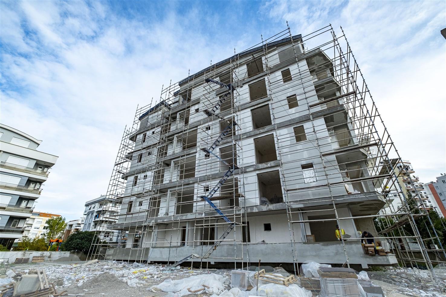 Инвестиционный проект в районе Хурма Коньяалты Анталия - Фото 2
