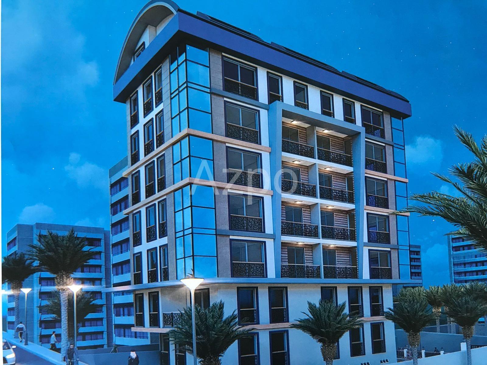 Апартаменты в строящемся комплексе Аланья центр - Фото 3